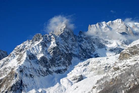 Monte Bianco - Courmayeur (7478 clic)