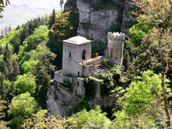 Torretta Pepoli - Erice (3697 clic)