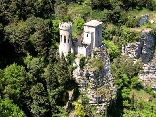 Torretta Pepoli - Erice (3885 clic)