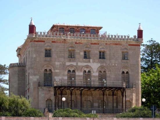 Villa Florio - Antiquarium - Favignana (9343 clic)