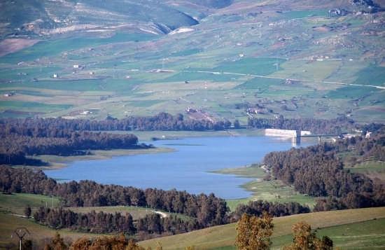 Ficuzza - Lago dello Scanzano (5769 clic)