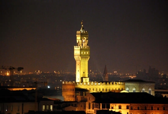 Palazzo Vecchio - Firenze (2775 clic)
