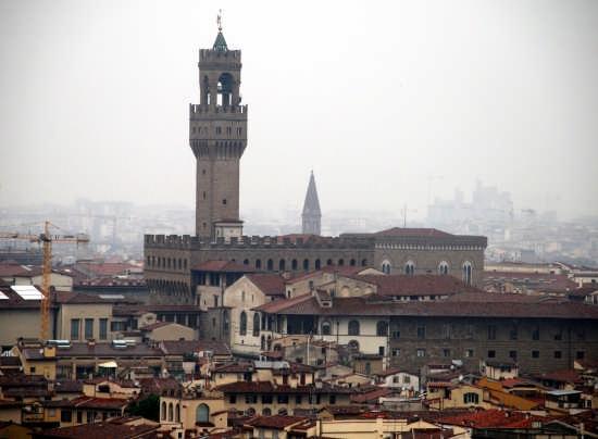 Palazzo Vecchio - Firenze (2504 clic)