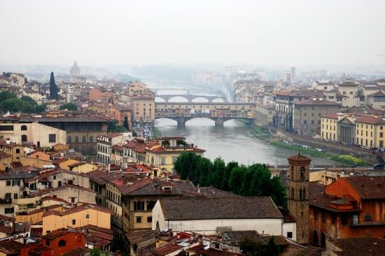 Ponte Vecchio - Firenze (2355 clic)