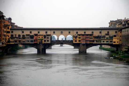 Ponte Vecchio - Firenze (1794 clic)
