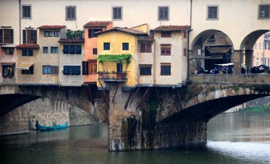 Ponte Vecchio - Firenze (2494 clic)