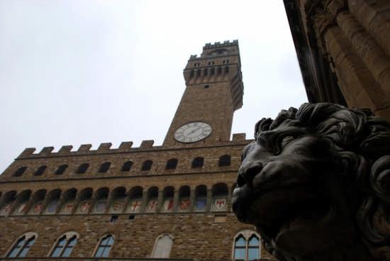 Palazzo Vecchio - Firenze (1749 clic)