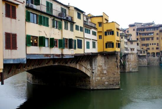 Ponte Vecchio - Firenze (1563 clic)