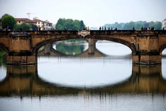 Fiume Arno - Firenze (1806 clic)