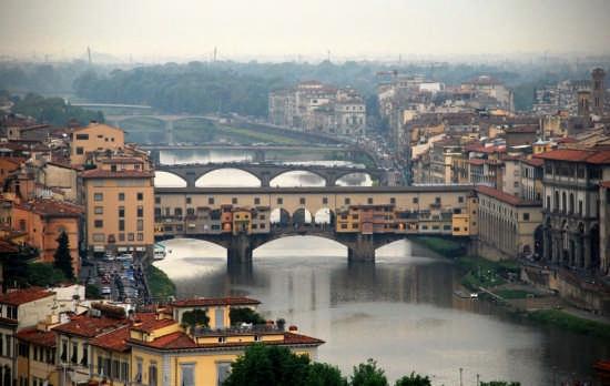 Ponte Vecchio - Firenze (1859 clic)