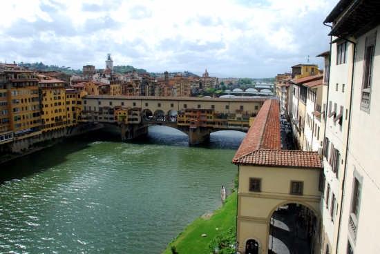 Ponte Vecchio - Firenze (1676 clic)