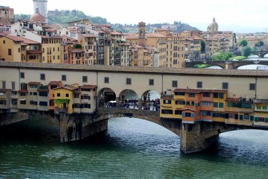 Ponte Vecchio - Firenze (2039 clic)