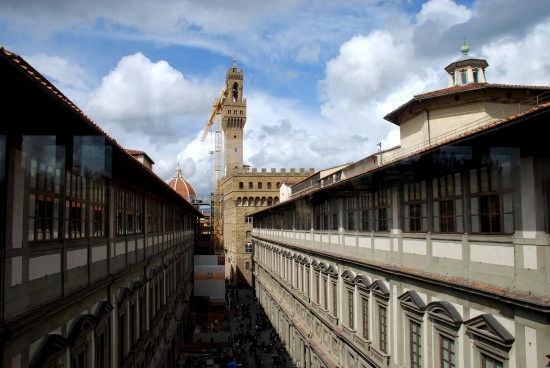 Uffizi - Firenze (2533 clic)