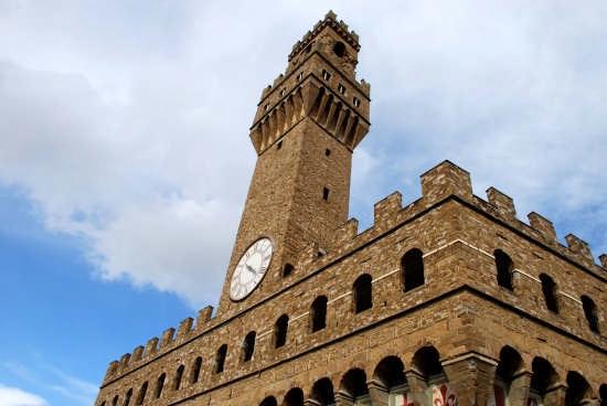 Palazzo Vecchio - Firenze (2136 clic)
