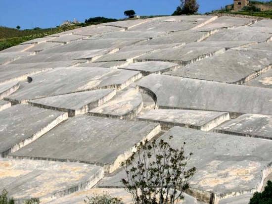 Gibellina - Cretto di Burri (4414 clic)