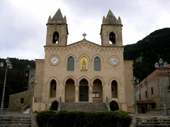Gibilmanna - Santuario (3842 clic)