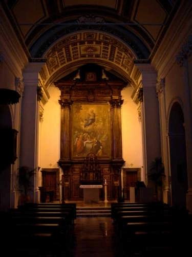 Gibilmanna - Santuario (4766 clic)