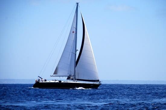 Barca a Vela - Levanzo (5103 clic)