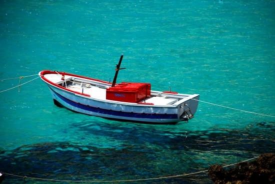 Barca - Levanzo (5152 clic)