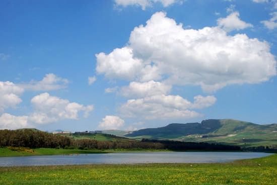 Lago Scanzano  - Marineo (3360 clic)