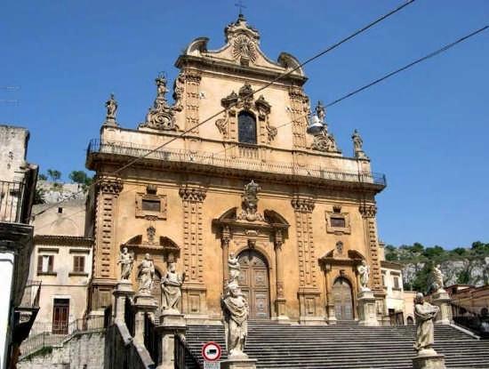 Chiesa di San Pietro - Modica (3320 clic)