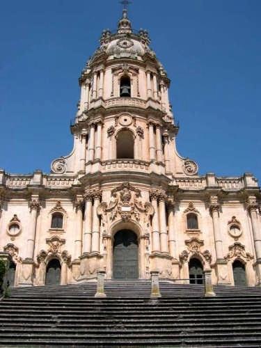 Cattedrale di San Giorgio Martire - Modica (7301 clic)