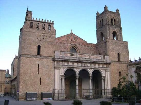 Monreale - Il Duomo (3652 clic)