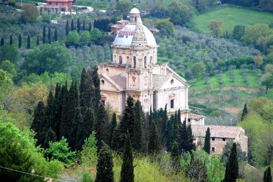 Tempio di San Biagio  - Montepulciano (2619 clic)