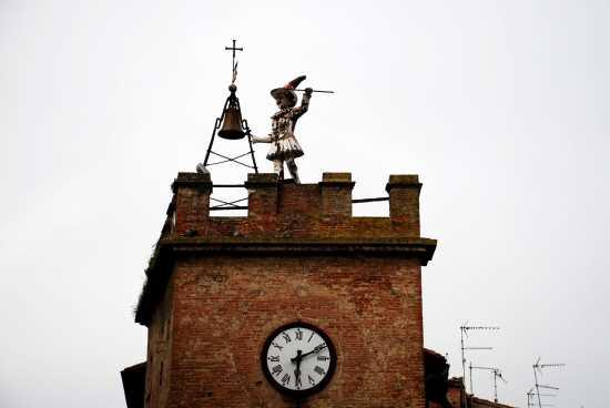 Battitore delle ore - Montepulciano (2159 clic)