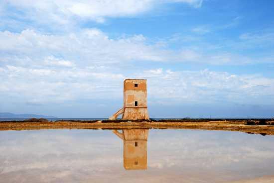 Le saline - Torre Nubia - Paceco (3950 clic)