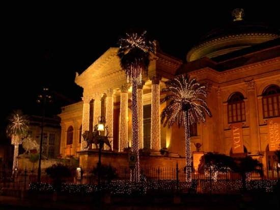 Teatro Massimo - Palermo (2805 clic)