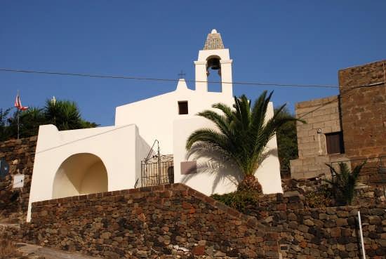 Chiesa Madonna delle Grazie - Pantelleria (3773 clic)