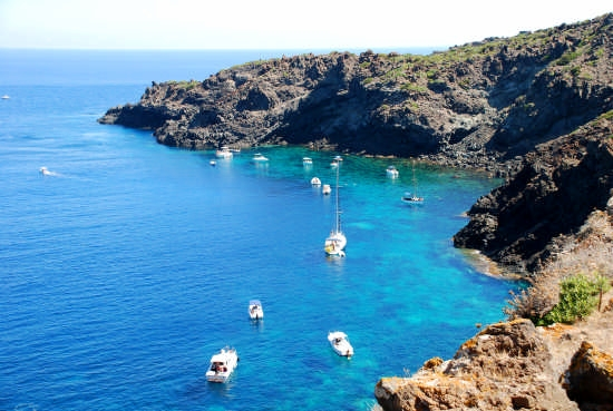 Cala Cinque Denti - Pantelleria (3959 clic)