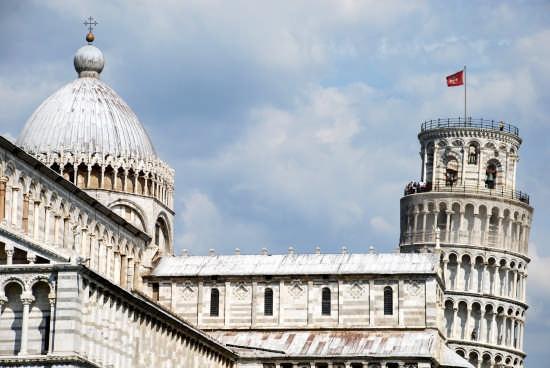 Piazza dei Miracoli - Pisa (2772 clic)
