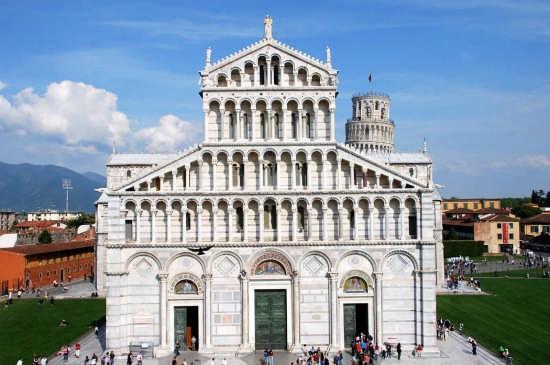 Piazza dei Miracoli - Pisa (2913 clic)