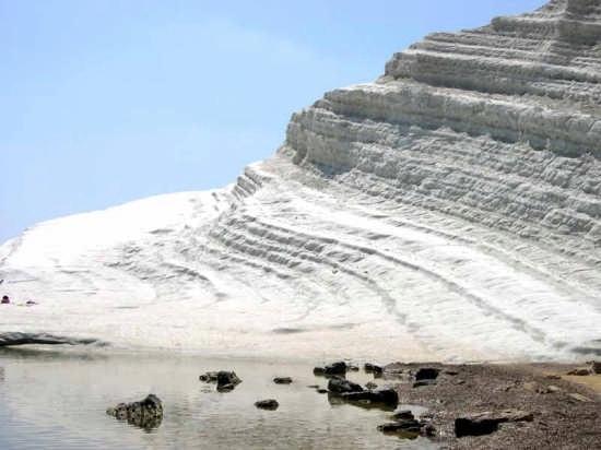 Scala dei Turchi - Realmonte (53216 clic)