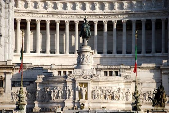 Altare della Patria - Roma (2143 clic)