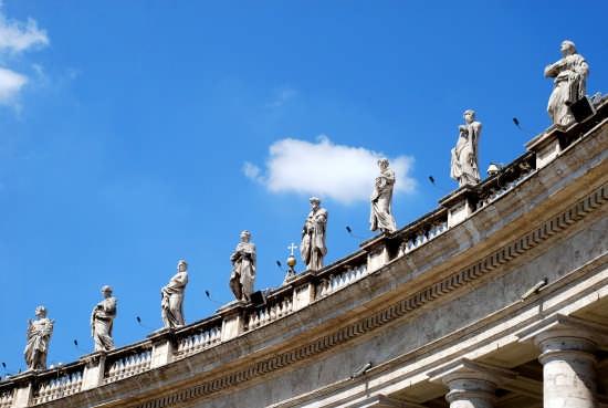 San Pietro - Roma (2064 clic)
