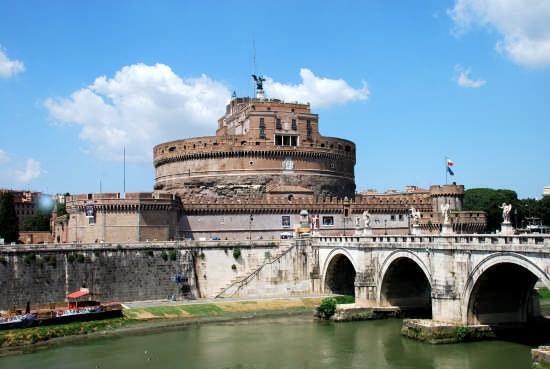 Castel Sant' Angelo - Roma (2033 clic)
