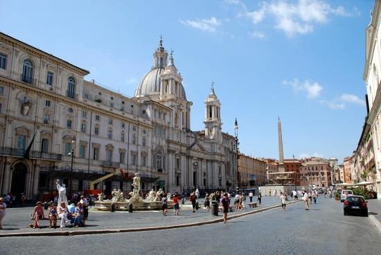 Piazza Navona - Roma (2718 clic)