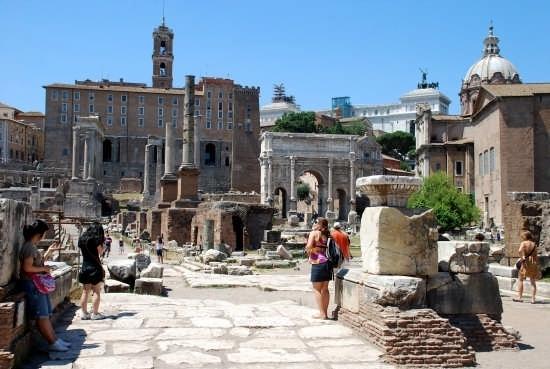 Foro Romano (2328 clic)