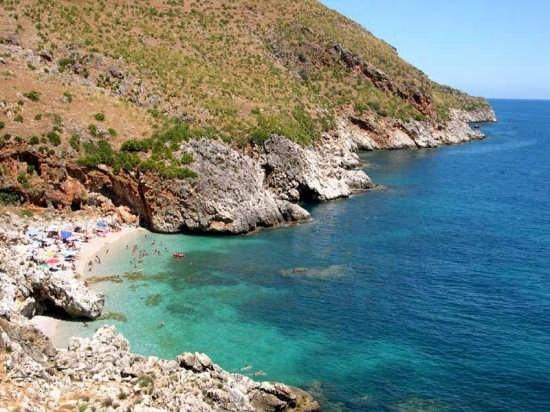 Riserva Naturale dello Zingaro - Cala Capreria - Scopello (4003 clic)