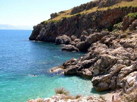 Riserva Naturale dello Zingaro - Cala Capreria - Scopello (3669 clic)