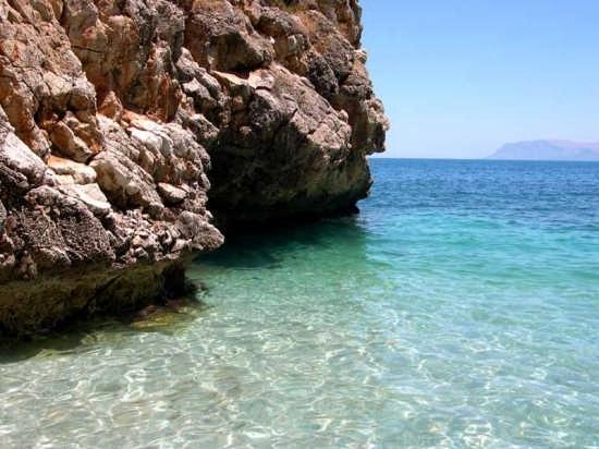 Riserva Naturale dello Zingaro - Cala Capreria - Scopello (6603 clic)