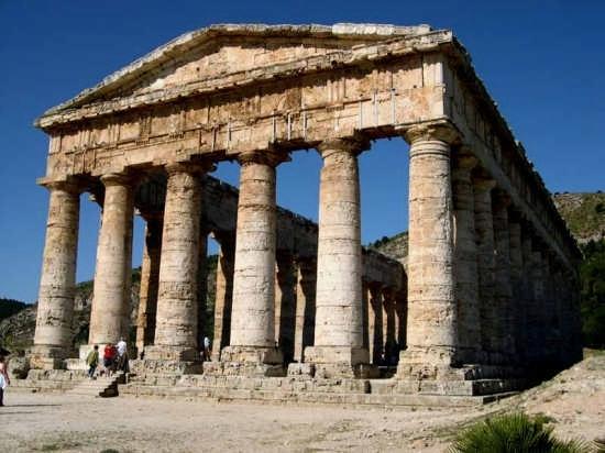 Il Tempio - Segesta (3124 clic)