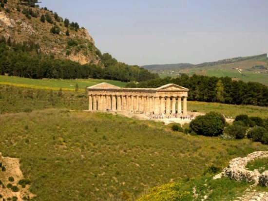 Il Tempio - Segesta (3556 clic)