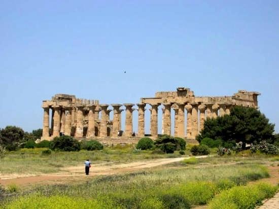 Selinunte -Tempio E (2750 clic)