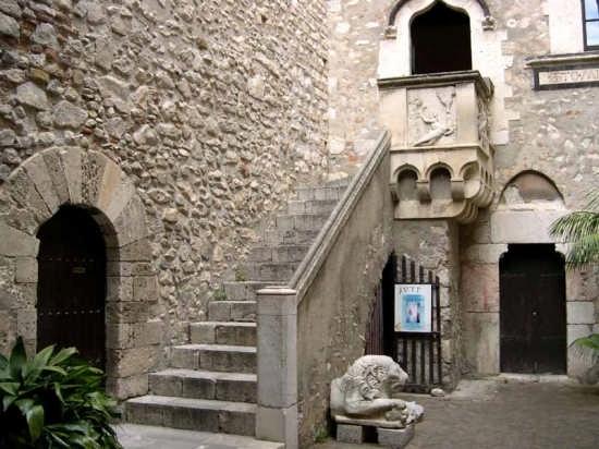 Taormina - Palazzo Corvaja (3850 clic)