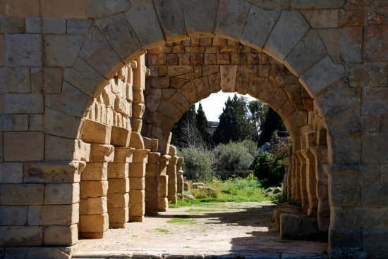 Le rovine greche - Tindari (4793 clic)