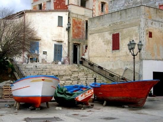 Barche - Trappeto (3565 clic)